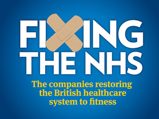 Fixing the NHS