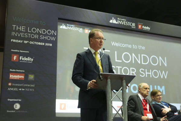 Investors' Chronicle at London Investor Show 2021