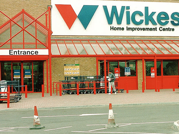 What you should do when Wickes shares list