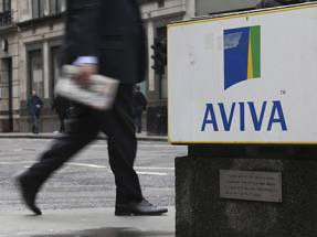 Aviva loses another chief executive