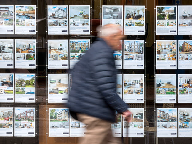 Mortgage approvals fall to 20-year low