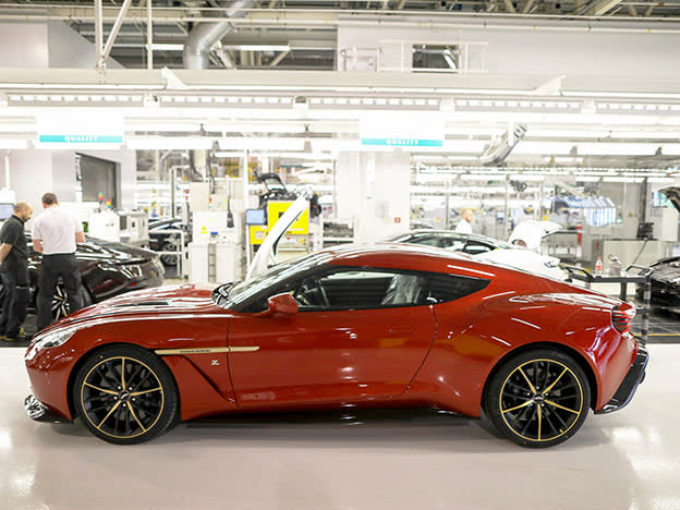 Aston Martin woes deepened by weak Vantage demand