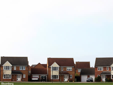 Brexit: Property, housebuilders hit
