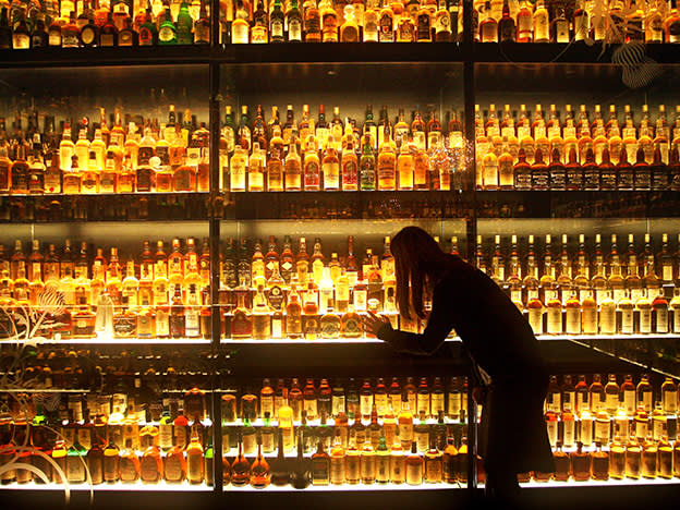 Diageo remains in play as CMO departs