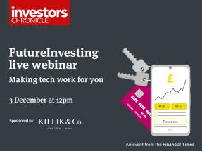 Future Investing: Making tech work for you 3 December 2020