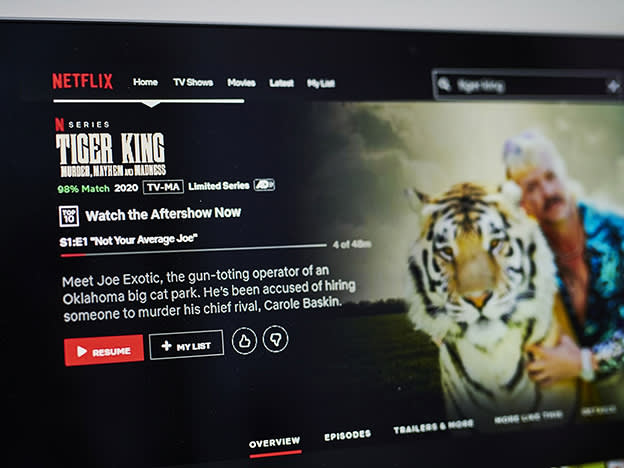 The Streaming Wars: Can Netflix remain top dog?