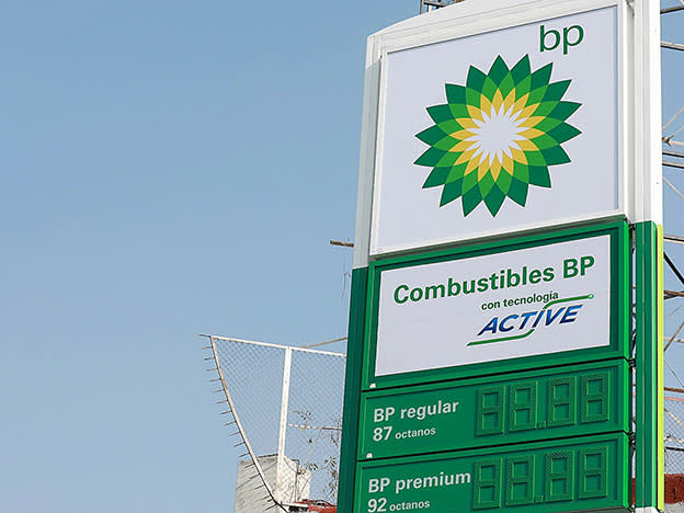 BP leaps to front of pack with new emissions plan