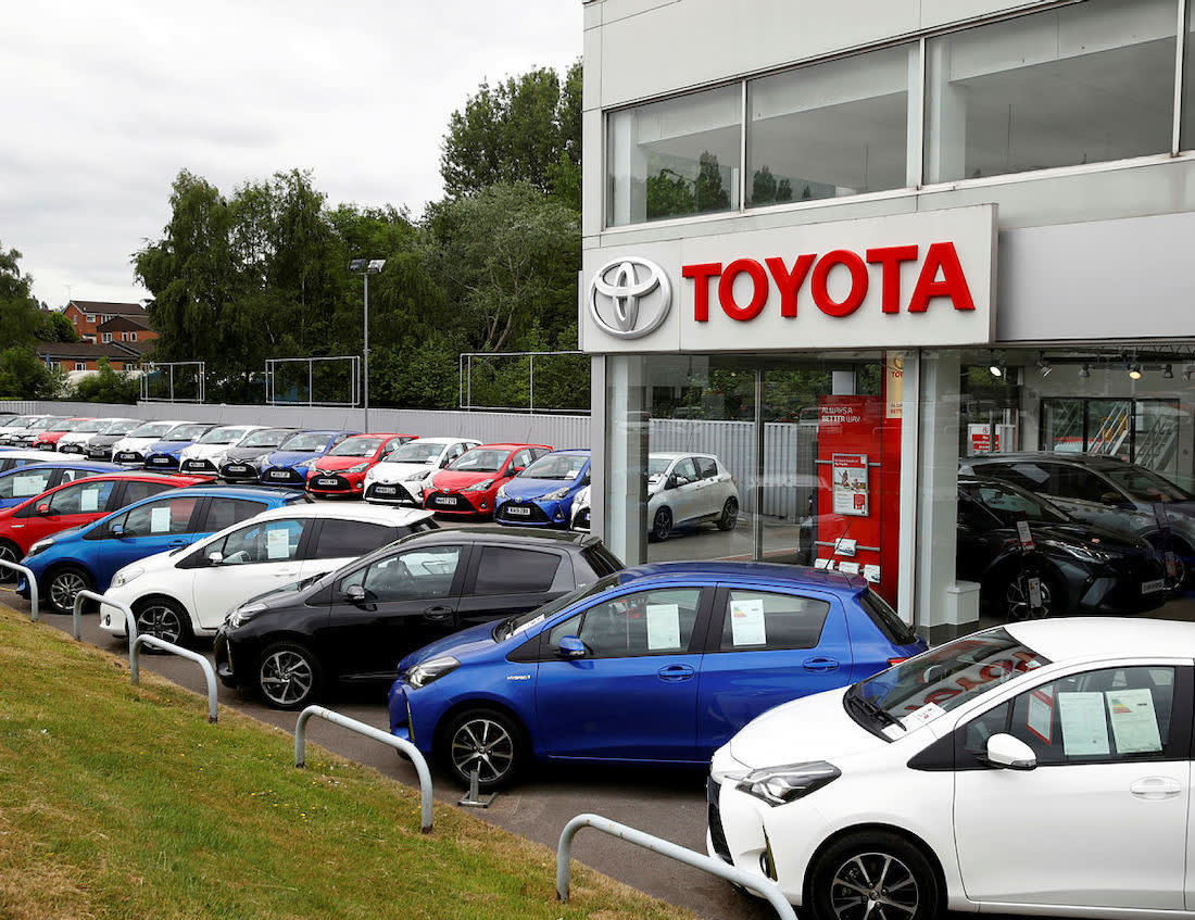 Markets Today: Elliott and SSE, second hand car sales, ITV's new business
