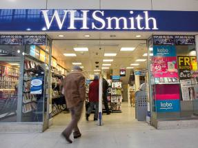Buy into WH Smith's global ambition
