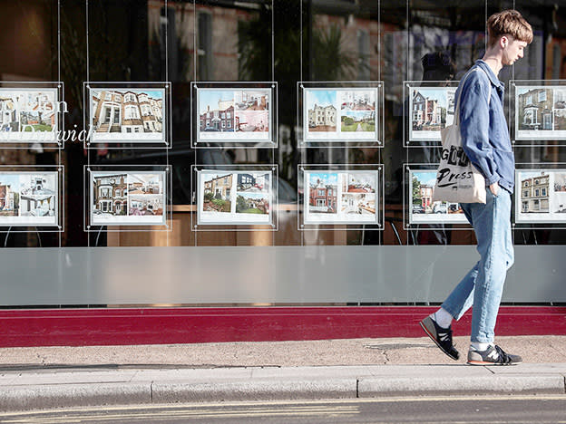Overseas money still piling into the UK property market
