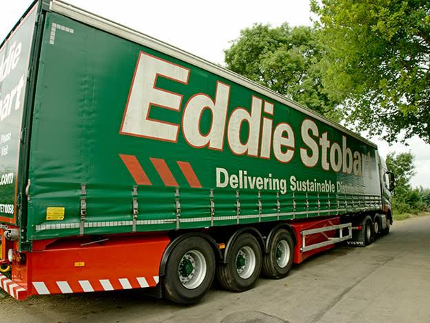 Eddie Stobart's growing pains