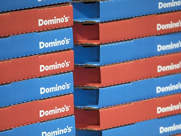Hedge fund orders more Domino's