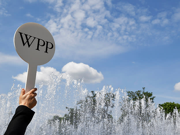 WPP's green shoots look good for value hunters
