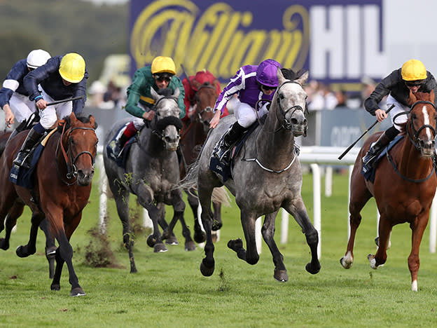 Land of opportunity for William Hill