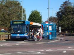 Stagecoach prepares for slow passenger return
