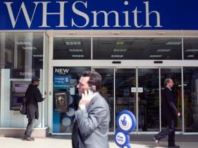 WH Smith fighting to stand still