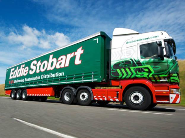 Eddie Stobart Logistics in growth mode