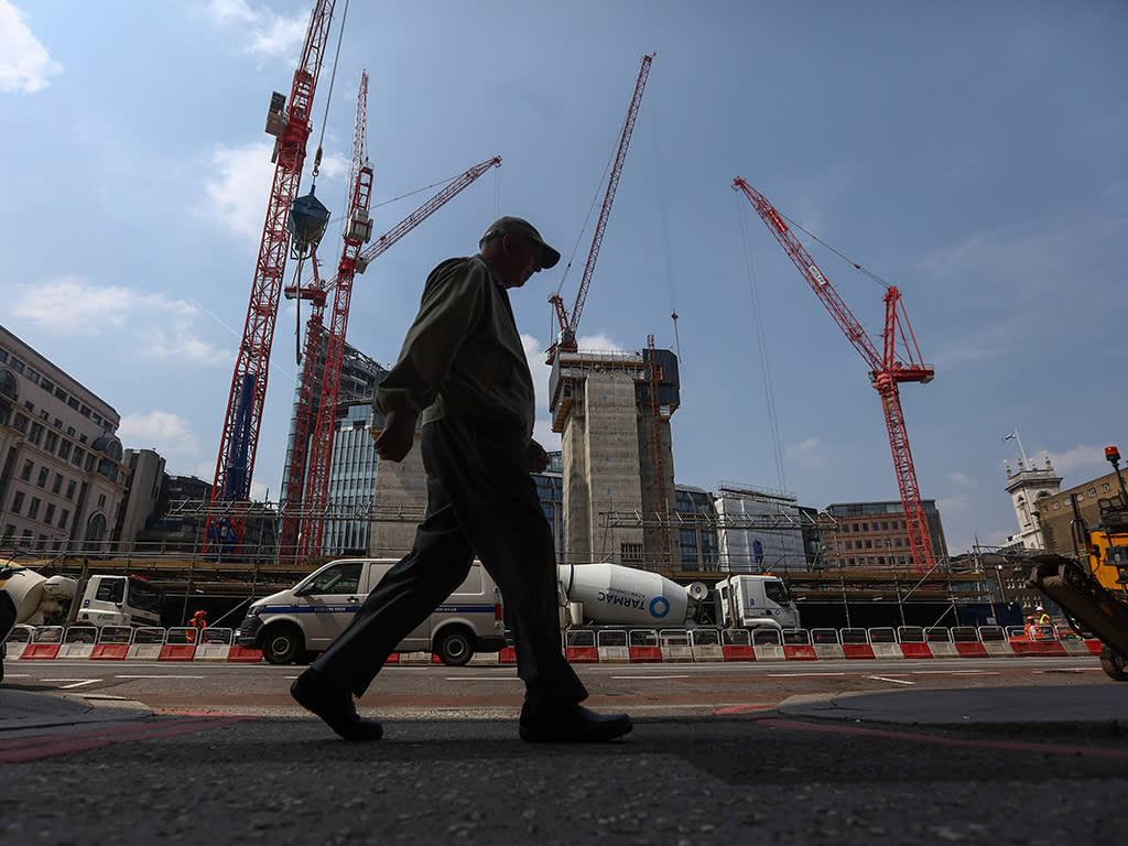 Will the construction recovery prove short-lived?
