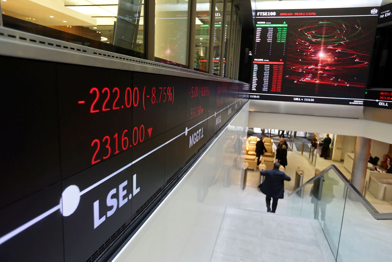 Growth hopes for equities