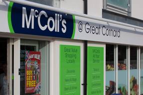 McColl's hopes dashed by P&H collapse