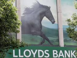 Improved outlook flatters Lloyds