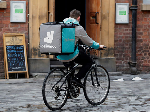 Deliveroo's IPO valuation is too high