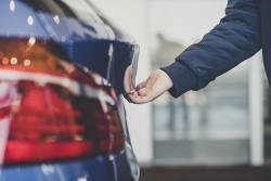 Trade Auto Trader's V-Shaped recovery