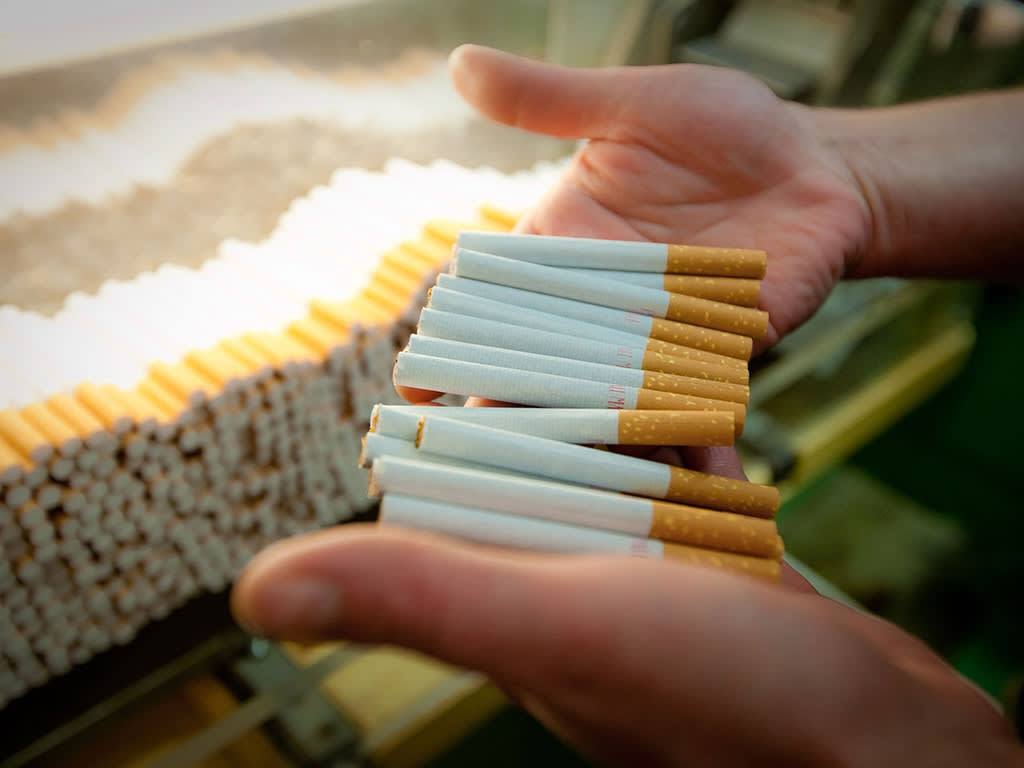 Imperial sees boost as people up cigarette spending in crisis