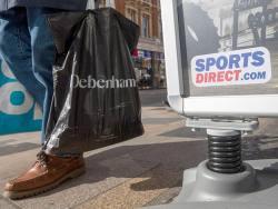 Debenhams' lenders take control