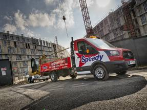 Speedy Hire finds support from SMEs