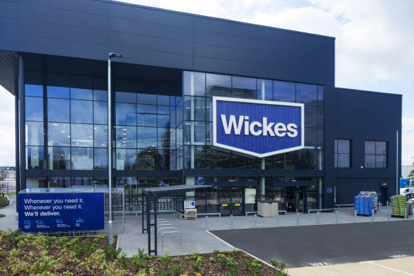 Wickes thrives as an independent