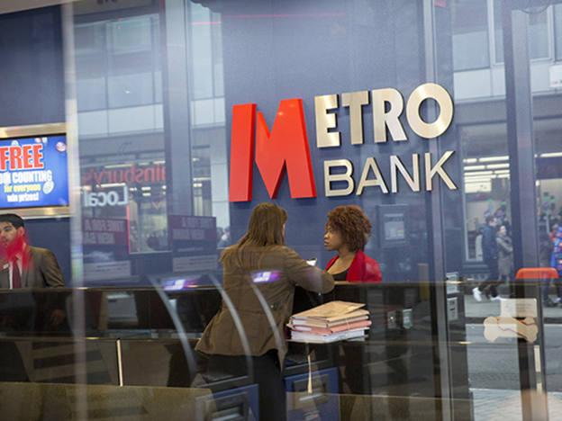 Metro Bank brings in dealmaking chairman