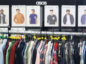 Asos outperforms over Christmas