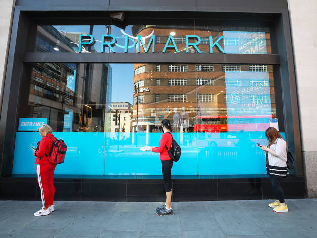 Primark recovery sees better-than-expected fourth quarter for ABF