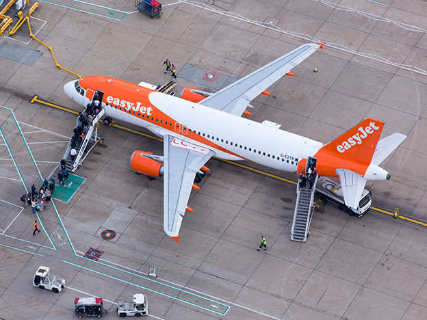Clear skies for easyJet