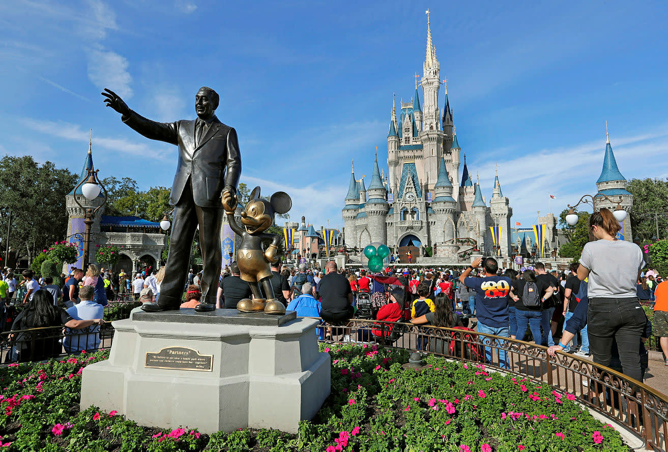 Mickey to Marvel and a lesson in the value of IP