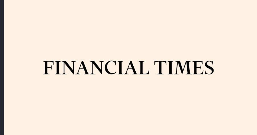 Qa What Are Offsets Financial Times