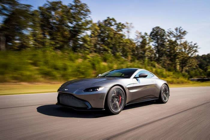 Opening Quote Aston Martin S New Suv Can T Come Soon Enough Financial Times