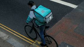 Article image: Gig jobs: Lyfts to wages make it tougher for platforms to Deliveroo