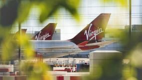 Article image: Virgin Atlantic boss warns on long-term hit to business travel