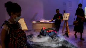 Article image: Cultural carbon capture is on display at Science Museum