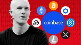 Article image: Coinbase: supersize listing rests on bitcoin price