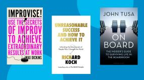 Article image: FT business books: August edition
