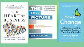 Article image: FT business books: May edition