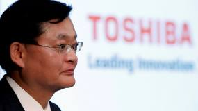 Article image: Toshiba chief to step down after $20bn CVC bid sparks board coup