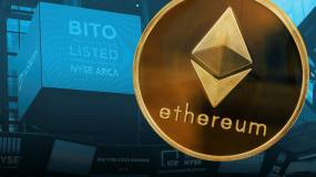 Article image: Traders bet ethereum will benefit from ETF boost in 2022