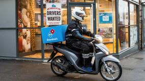 Article image: Domino's and Greggs boosted by appetite for delivery