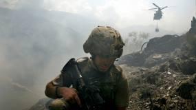 Article image: Has America had enough of war?