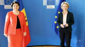 Article image: EU to help Moldova with cash for three weeks worth of gas supplies
