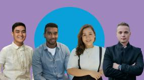 Article image: Pride 2020: FT staff talk about coming out at work